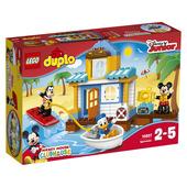 Lego Duplo. La casa sulla spiaggia di Topolino (10827)