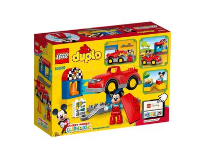 Giocattolo Lego Duplo. L'officina di Topolino (10829) Lego 1