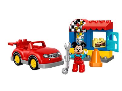 Giocattolo Lego Duplo. L'officina di Topolino (10829) Lego 2