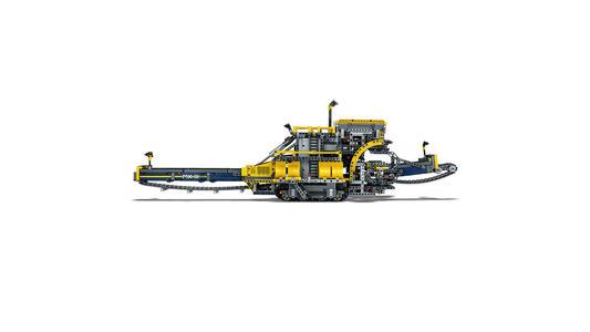 LEGO Technic (42055). Escavatore da miniera - 6