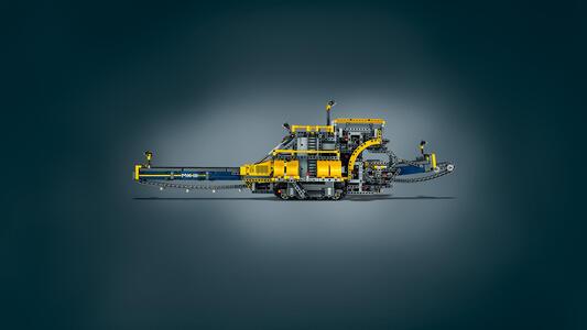 LEGO Technic (42055). Escavatore da miniera - 11