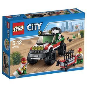 LEGO City Great Vehicles (60115). Fuoristrada 4x4 - 2