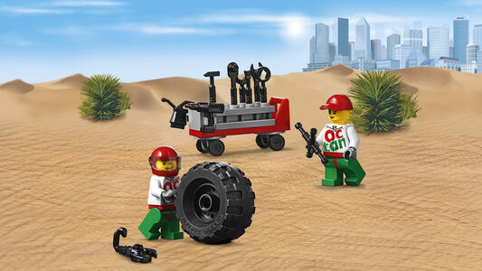 LEGO City Great Vehicles (60115). Fuoristrada 4x4 - 6