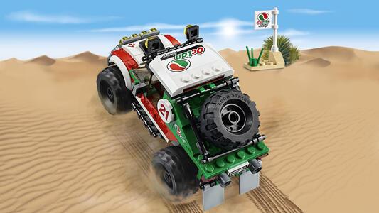 LEGO City Great Vehicles (60115). Fuoristrada 4x4 - 8