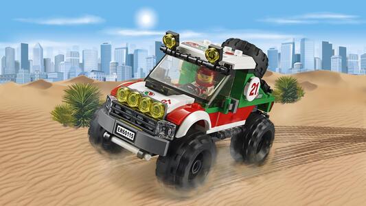 LEGO City Great Vehicles (60115). Fuoristrada 4x4 - 11