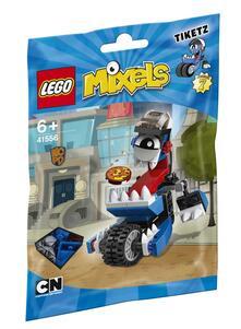 LEGO Mixels (41556). Serie 7. Tiketz. Bustina