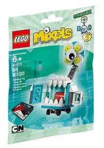Giocattolo Lego Mixels. Serie 8. Skrubz. Bustina (41570) Lego 0