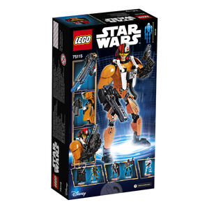 LEGO Star Wars (75115). Poe Dameron - 15
