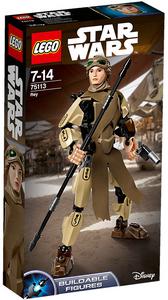 Giocattolo Lego Star Wars. Rey (75113) Lego 0