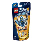 Lego Nexo Knights. Ultimate Clay (70330)