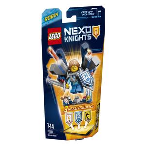 Giocattolo Lego Nexo Knights. Ultimate Robin (70333) Lego 0