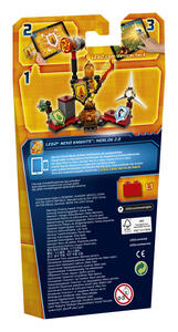 LEGO Nexo Knights (70339). Ultimate Flama - 3