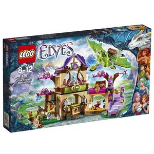 Giocattolo Lego Elves. La Piazza del mercato segreta (41176) Lego 0