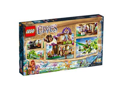 Giocattolo Lego Elves. La Piazza del mercato segreta (41176) Lego 1