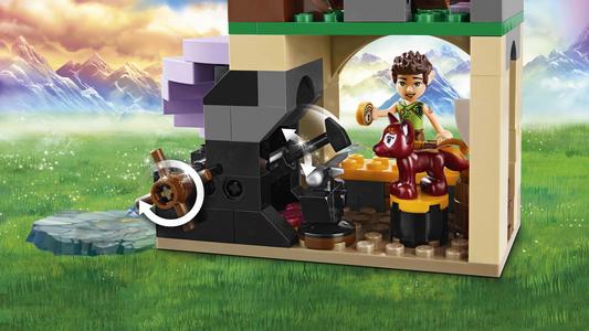 Giocattolo Lego Elves. La Piazza del mercato segreta (41176) Lego 4