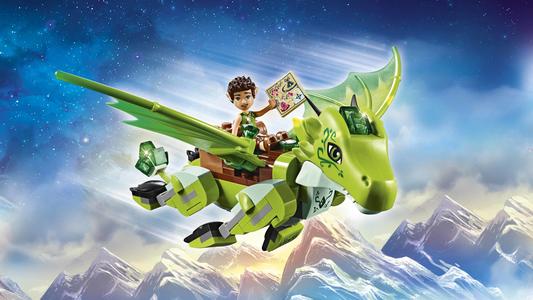 Giocattolo Lego Elves. La Piazza del mercato segreta (41176) Lego 8