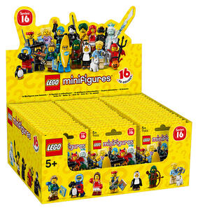 LEGO Minifigures. Series 16 Pack Singolo - 2