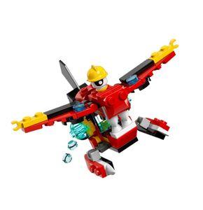 Giocattolo Lego Mixels. Serie 8. Aquad. Bustina (41564) Lego 1