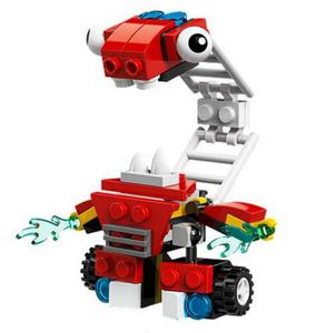 Giocattolo Lego Mixels. Serie 8. Hydro. Bustina (41565) Lego 1