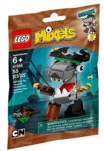 LEGO Mixels (41566). Serie 8. Sharx. Bustina