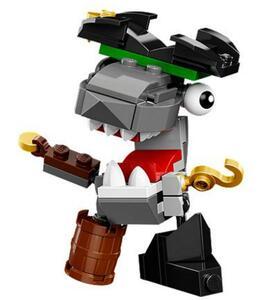 LEGO Mixels (41566). Serie 8. Sharx. Bustina - 2