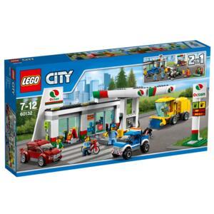 LEGO City Town (60132). Stazione di servizio - 4
