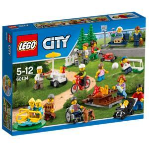 LEGO City Town (60134). Divertimento al parco
