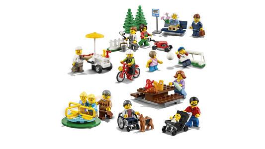 LEGO City Town (60134). Divertimento al parco - 7