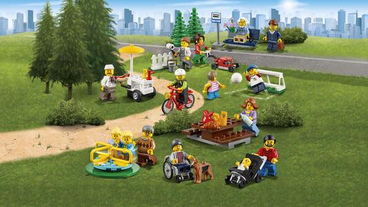 LEGO City Town (60134). Divertimento al parco - 8