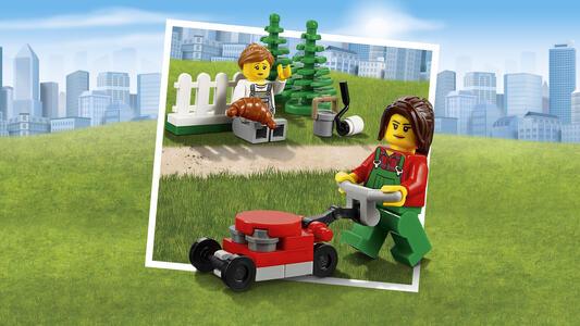 LEGO City Town (60134). Divertimento al parco - 11