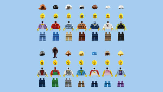 LEGO City Town (60134). Divertimento al parco - 13