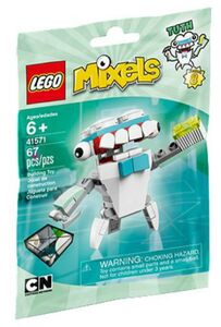Foto di Lego Mixels. Serie 8. Tuth. Bustina (41571), Giochi e giocattoli 0