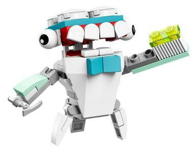 Giocattolo Lego Mixels. Serie 8. Tuth. Bustina (41571) Lego 1