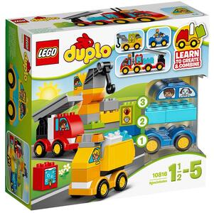 LEGO Duplo (10816). I miei primi veicoli - 2