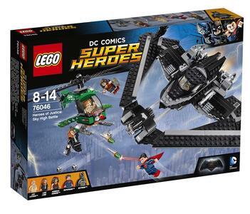 LEGO Super Heroes (76046). Eroi della Giustizia: battaglia nei cieli - 2