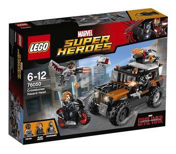 LEGO Super Heroes (76050). Captain America Movie 2 - 2
