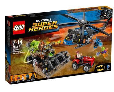 Lego Super Heroes. Batman. Il raccolto della paura di Scarecrow - 3