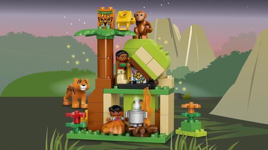 LEGO Duplo (10804). Giungla - 9