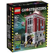 Giocattolo Lego Creator Speciale Collezionisti. Ghostbusters. Caserma dei Vigili del Fuoco (75827) Lego