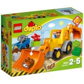 Lego Duplo. Scavatrice da cantiere (10811)