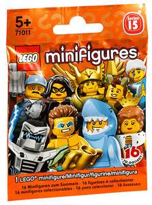 LEGO Minifigures (71011) Serie 15