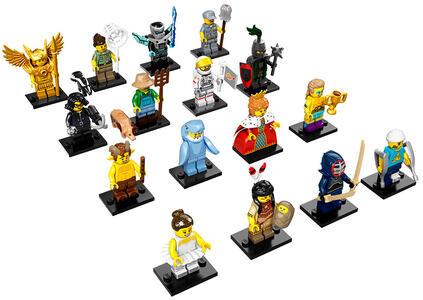 LEGO Minifigures (71011) Serie 15 - 2