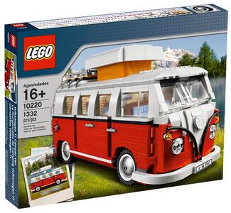 LEGO Collezionisti (10220). Volkswagen T1 Camper - 2