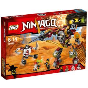 LEGO Ninjago (70592). M.E.C. di salvataggio - 3