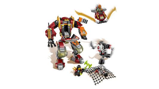 LEGO Ninjago (70592). M.E.C. di salvataggio - 5
