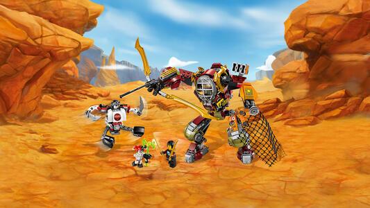 LEGO Ninjago (70592). M.E.C. di salvataggio - 7