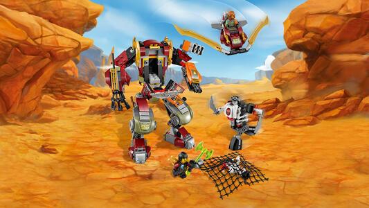 LEGO Ninjago (70592). M.E.C. di salvataggio - 8