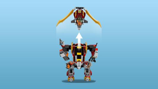 LEGO Ninjago (70592). M.E.C. di salvataggio - 9