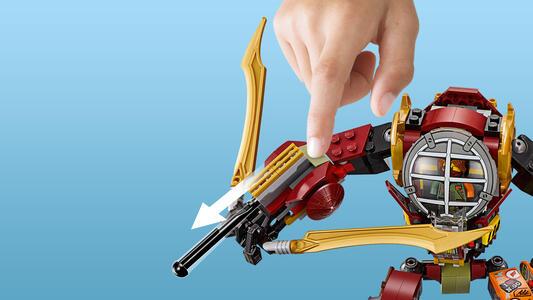 LEGO Ninjago (70592). M.E.C. di salvataggio - 10
