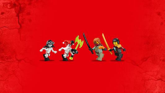 LEGO Ninjago (70592). M.E.C. di salvataggio - 12